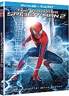 Amazing Spider-Man 2 3D + 2D (Blu-ray 3D + Blu-ray)