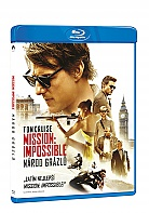 MISSION: IMPOSSIBLE V - Národ grázlů  (Blu-ray)