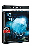 HARRY POTTER A FÉNIXŮV ŘÁD (4K Ultra HD + Blu-ray)