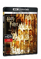 HARRY POTTER A PRINC DVOJÍ KRVE (4K Ultra HD + Blu-ray)