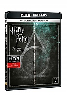 HARRY POTTER A RELIKVIE SMRTI: 2. ČÁST (4K Ultra HD + Blu-ray)