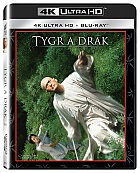 TYGR A DRAK (4K Ultra HD + Blu-ray)