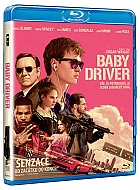 BABY DRIVER (Blu-ray)