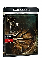 HARRY POTTER A TAJEMNÁ KOMNATA (4K Ultra HD + Blu-ray)