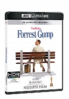 FORREST GUMP (4K Ultra HD + Blu-ray)