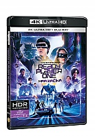 READY PLAYER ONE: HRA ZAČÍNÁ (4K Ultra HD + Blu-ray)