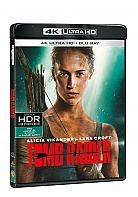 TOMB RAIDER (4K Ultra HD + Blu-ray)