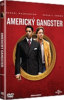 AMERICKÝ GANGSTER (UNBELIEVABLE ENTERTAINMENT) (DVD)