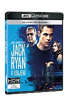 JACK RYAN: V utajení (4K Ultra HD + Blu-ray)