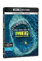 MEG: Monstrum z hlubin (4K Ultra HD + Blu-ray)