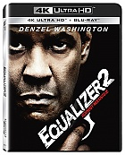 EQUALIZER 2 (4K Ultra HD + Blu-ray)