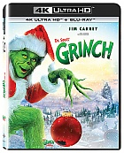 GRINCH (Jim Carrey) (4K Ultra HD + Blu-ray)