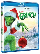 GRINCH (Jim Carrey) (Blu-ray)