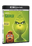 GRINCH (4K Ultra HD + Blu-ray)