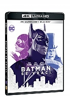BATMAN SE VRACÍ (4K Ultra HD + Blu-ray)