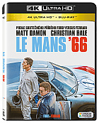 LE MANS ´66 (4K Ultra HD + Blu-ray)