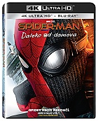 SPIDER-MAN: Daleko od domova (4K Ultra HD + Blu-ray)