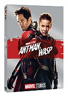 ANT-MAN AND THE WASP (Edice Marvel 10 let) (DVD)