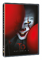 TO KAPITOLA 2 (Stephen King's IT: CHAPTER TWO) (2019) (DVD)