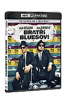 BRATŘI BLUESOVI (4K Ultra HD + Blu-ray)