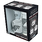 Dárkový set GAME OF THRONES - Stark 4 (Merchandise)