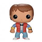 Funko POP! Movie: Back to the Future - Marty (Merchandise)