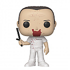 Funko POP! Movies: The Silence of the Lambs - Hannibal (Bloody) (Merchandise)